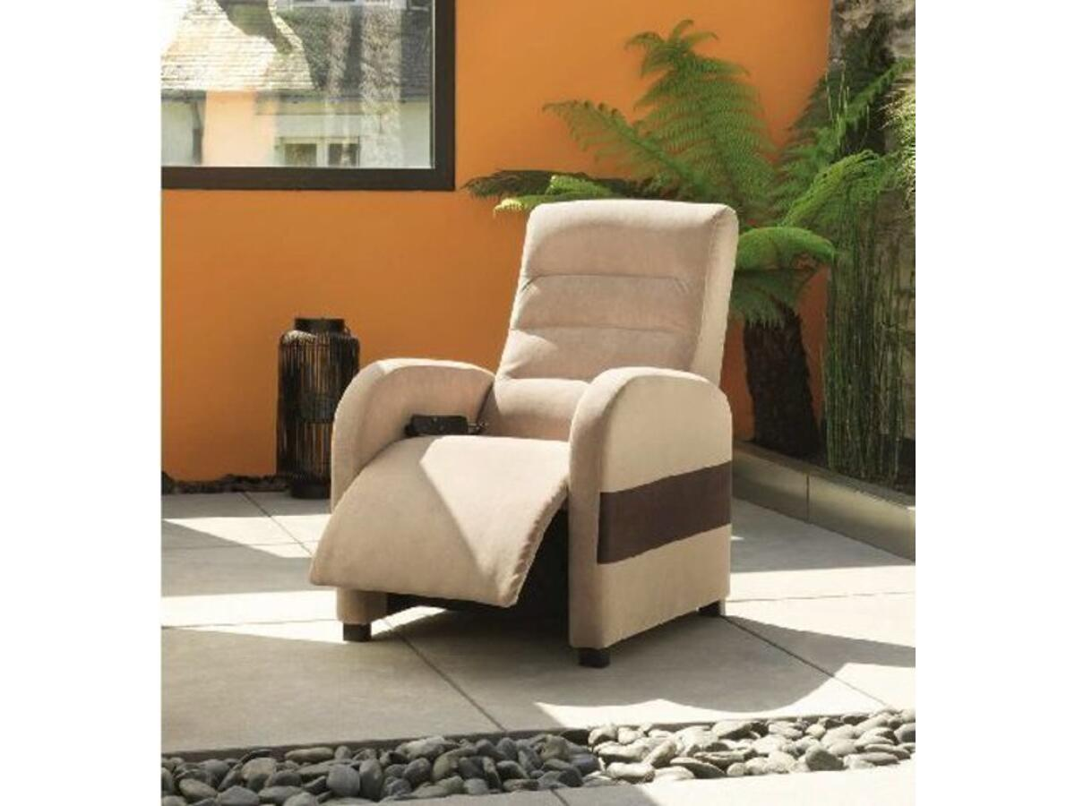 Fauteuil relax releveur