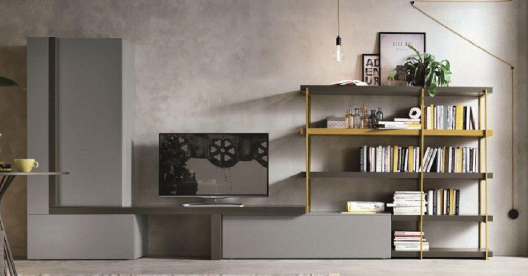 1 modulable meuble tv cohade - Meuble tv a composer modulable ...